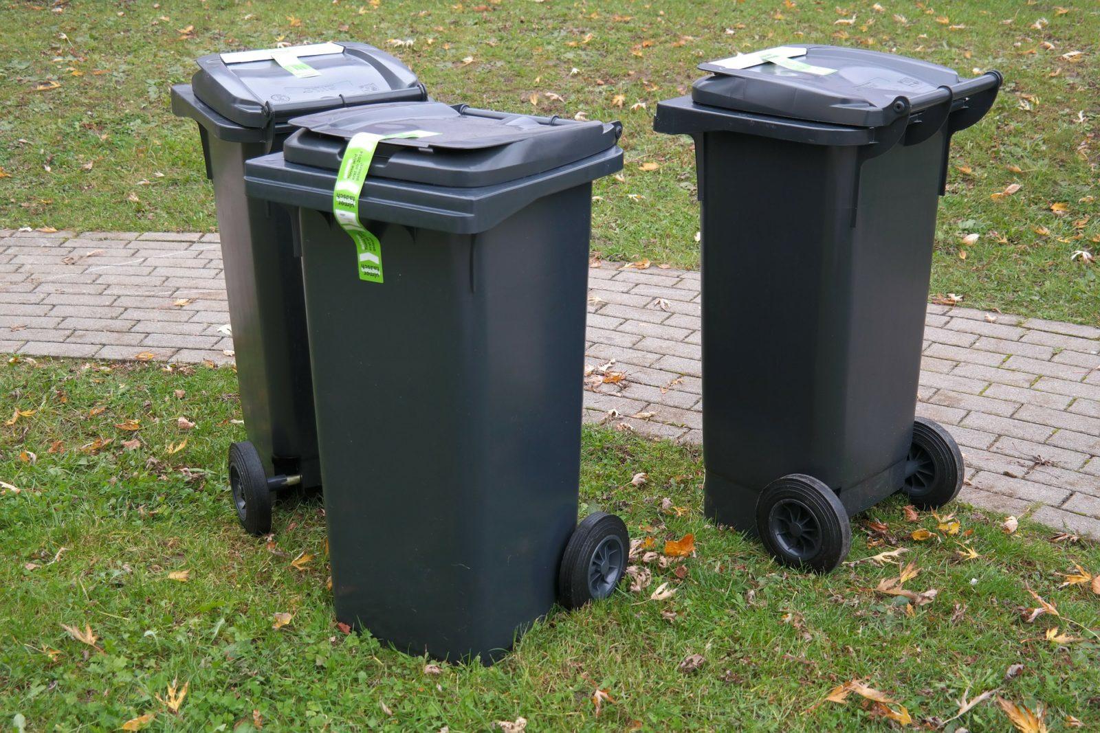 Mülltrennung 2015