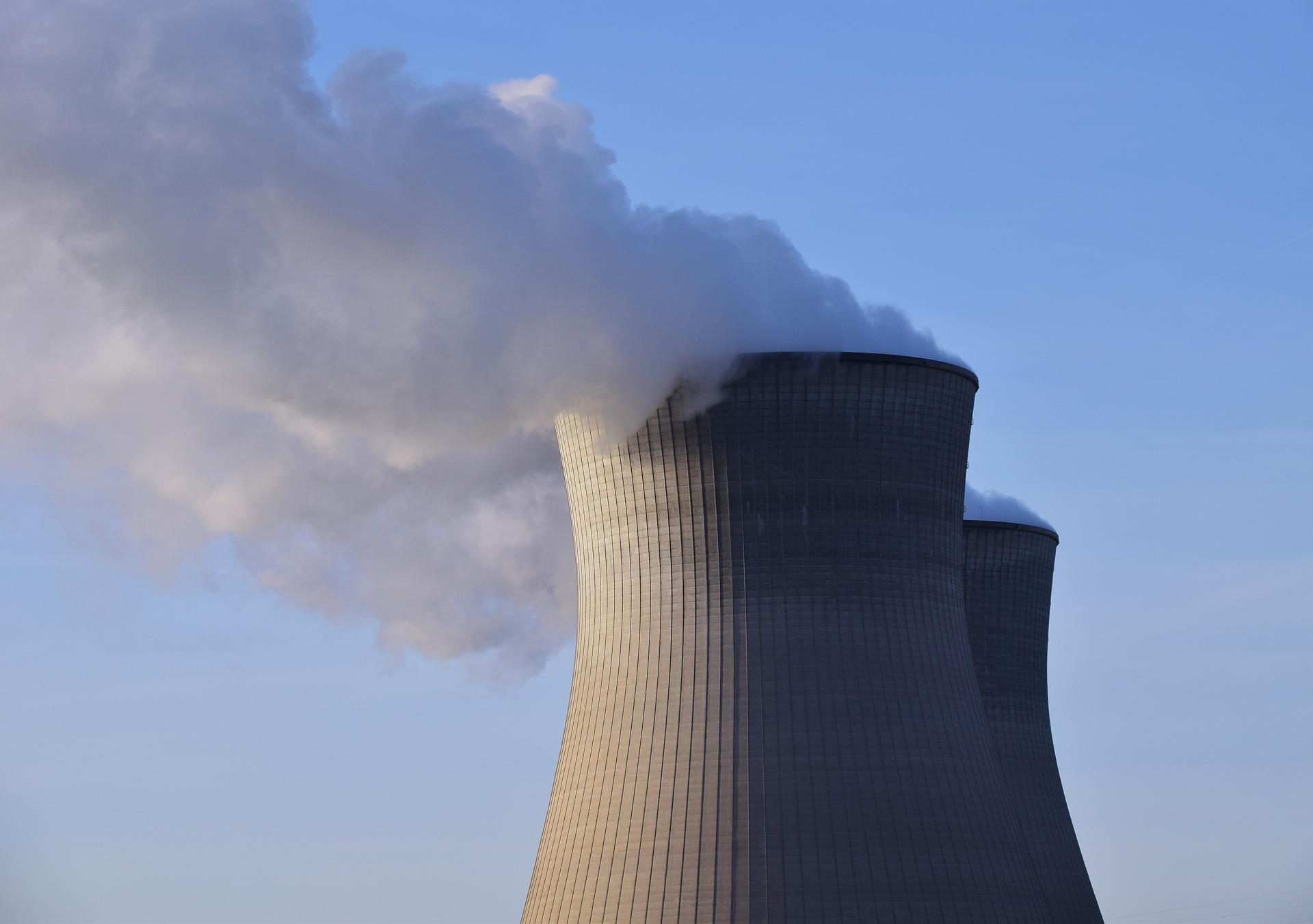 Reststrommengen für Kernkraftwerke