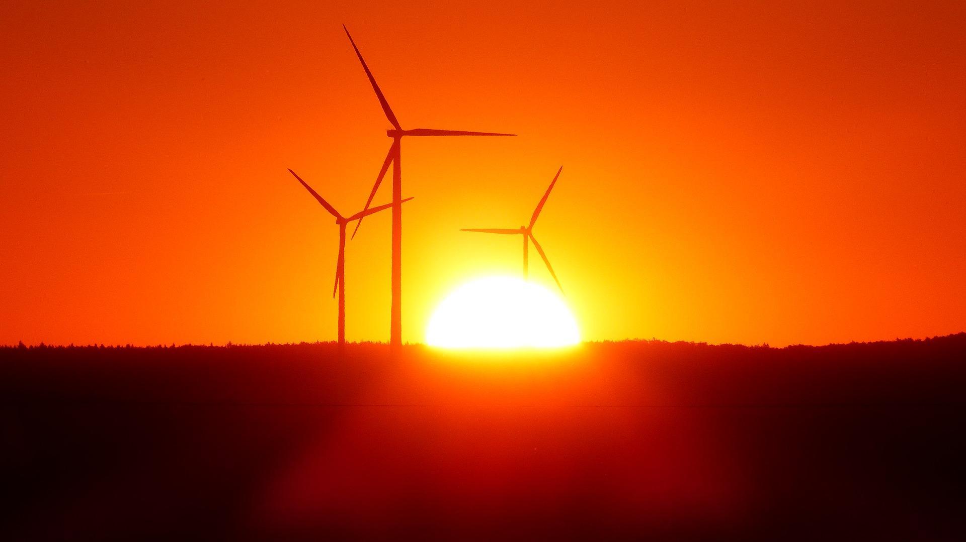Errichtung von Windenergieanlagen