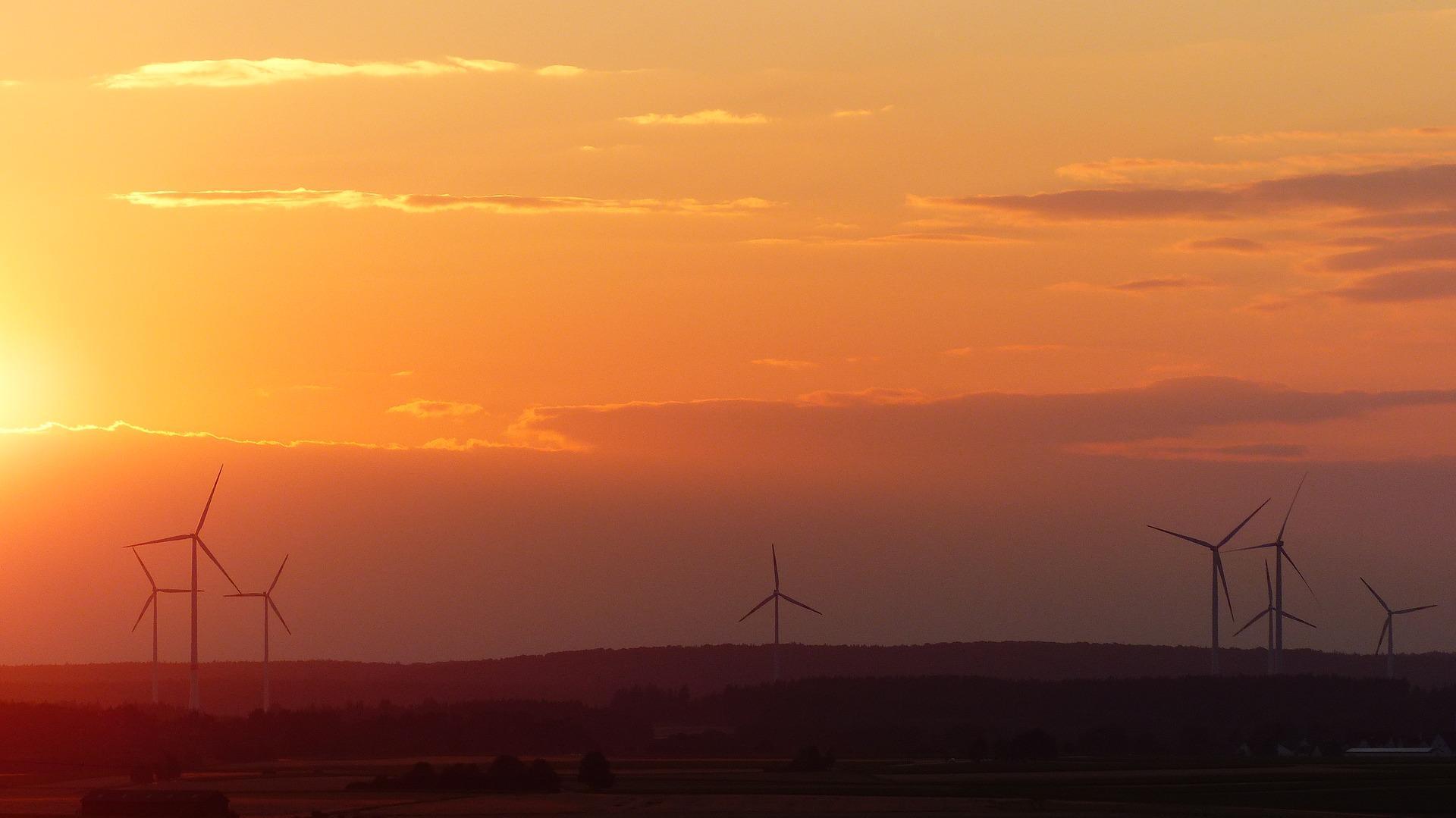 Zwei neue Windkraftanlagen in der Nachbarschaft